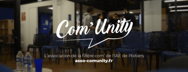 L'association de communication de l'IAE de Poitiers 1