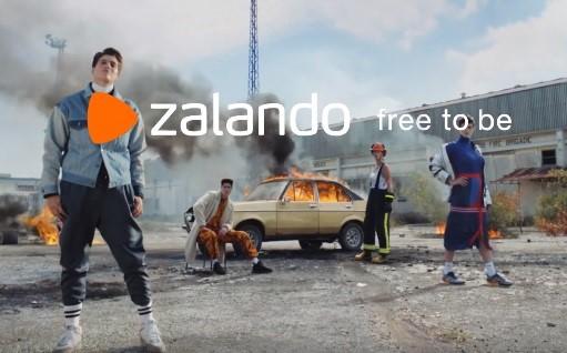 """Zalando lance une opération """"Coup de poing"""" qui passe inaperçue 3"""