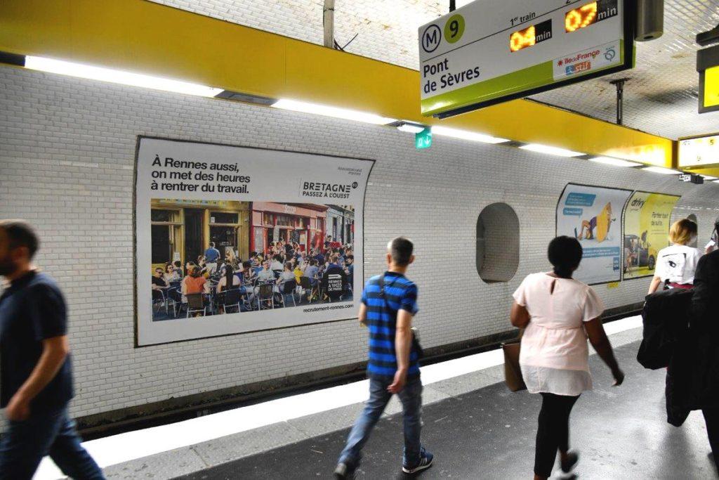 « Passez à l'Ouest » : la campagne de communication originale et décalée de la Région Bretagne 1
