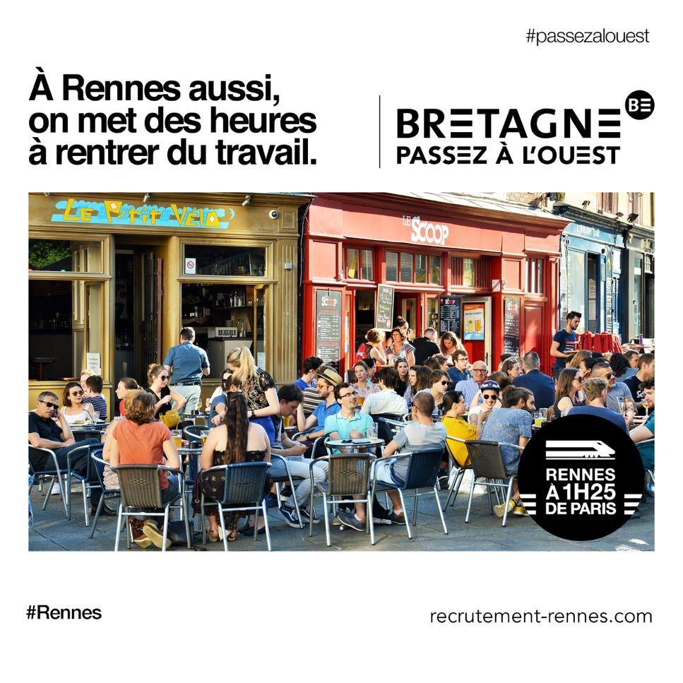 « Passez à l'Ouest » : la campagne de communication originale et décalée de la Région Bretagne 4