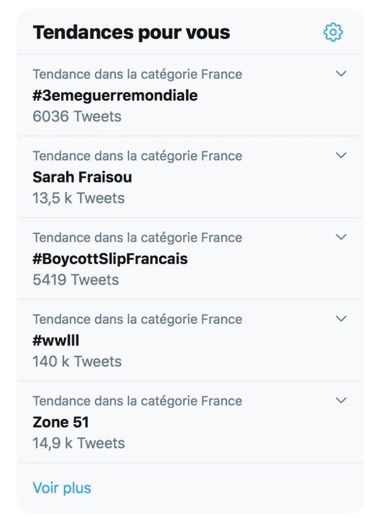 Communication de crise : le cas du Slip Français 1